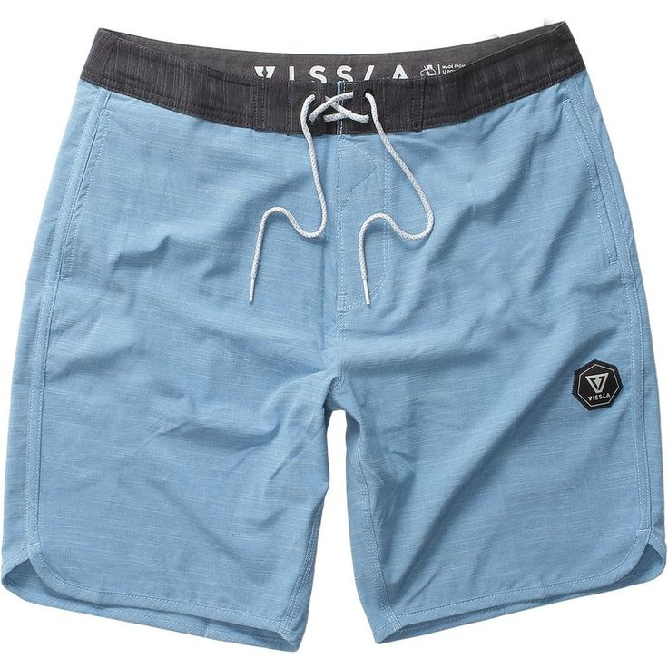 Fin Box Boardshort Blue / Vissla