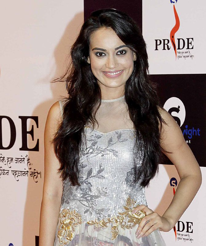Surbhi Jyoti at the Pr...