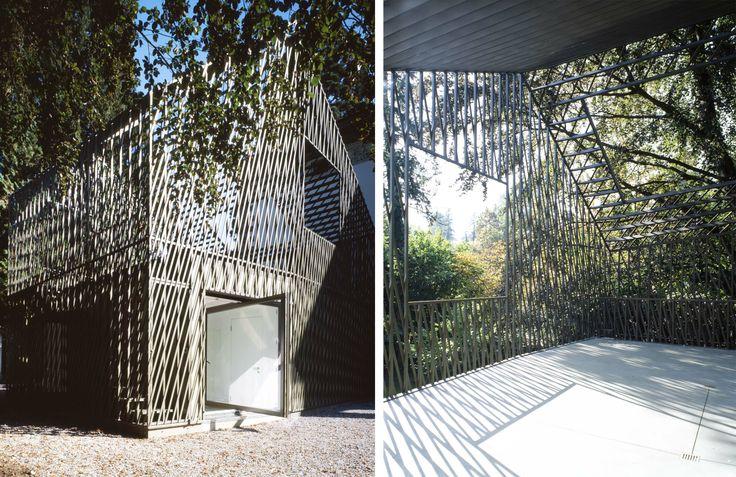 gigon guyer architekten: anbau / renovation einer historischen villa, kastanienbaum (2004)