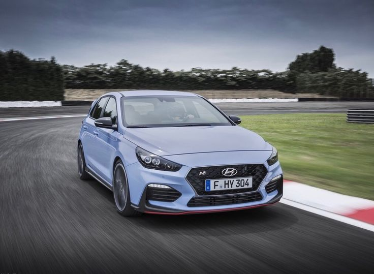 The i30 N is Hyundai Motor's first high-performance car under the N line-up. N was born in Namyang, at Hyundai Motor's global R&D Centre in Korea and honed at the Nürburgring, one of the most challenging race tracks in the world and home of Hyundai's Testing Center. The 250 PS version accelerates to 100 km/h in 6.4 seconds, the 275 PS version in 6.1 seconds. The Hyundai i30 N is powered by a 2.0-litre turbocharged engine. VW Golf GTi, Peugeot 308 GTI and Ford Focus ST will be the rivals.
