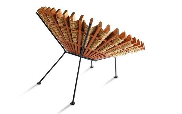 Maria Chair by Raul Herrera T?llez