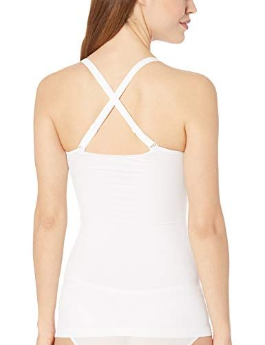 eb915ba47c944 Maidenform Women s Cover Your Bases SmoothTec Shaping Camisole ...