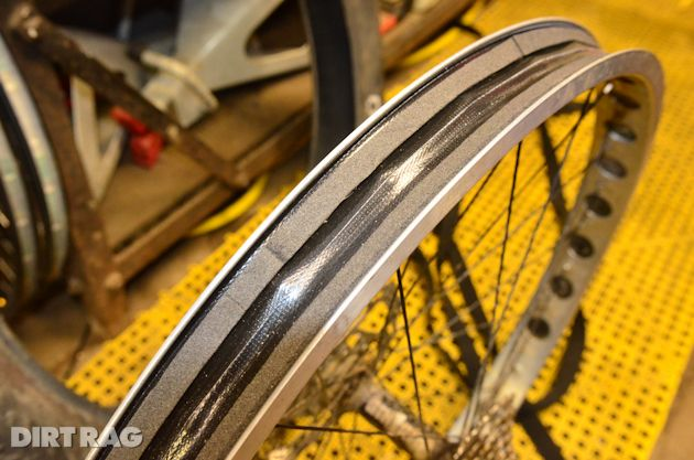 How to set up a fat bike tubeless