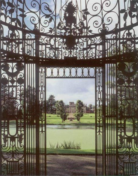 66 best Hampton Court Capability Brown Garden images on Pinterest