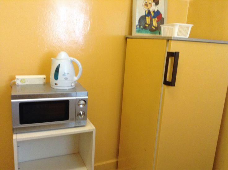 We will refurbish, decorate, refloor and refurnish the patients kitchen area