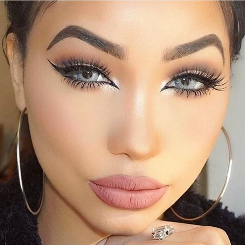 Kiss Makeup Designs: 72 Best Images About Melly Sanchez On Pinterest