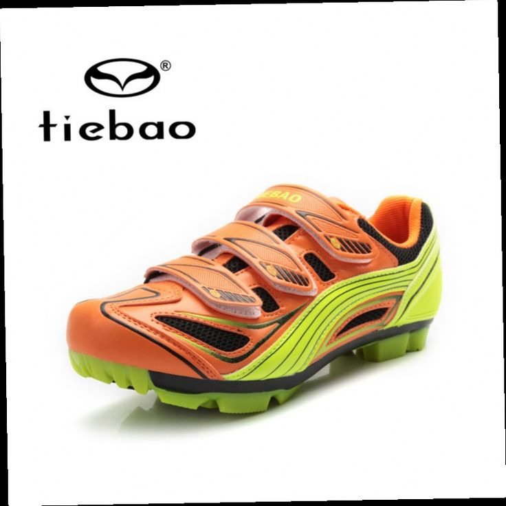 51.60$  Watch now - http://ali165.worldwells.pw/go.php?t=32716602347 - Tiebao New Professional MTB Cycling Shoes Nylon-Fibreglass Sole Shoes Self-locking  Mountain Bike Shoes Sapatos de ciclismo