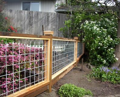The 25+ best ideas about Cattle Panel Fence on Pinterest ...