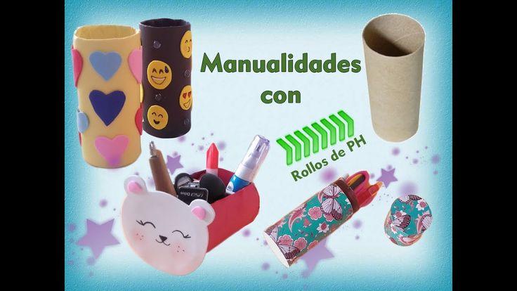 671 best images about reciclaje de rollos de papel on - Manualidades con rollos de papel ...