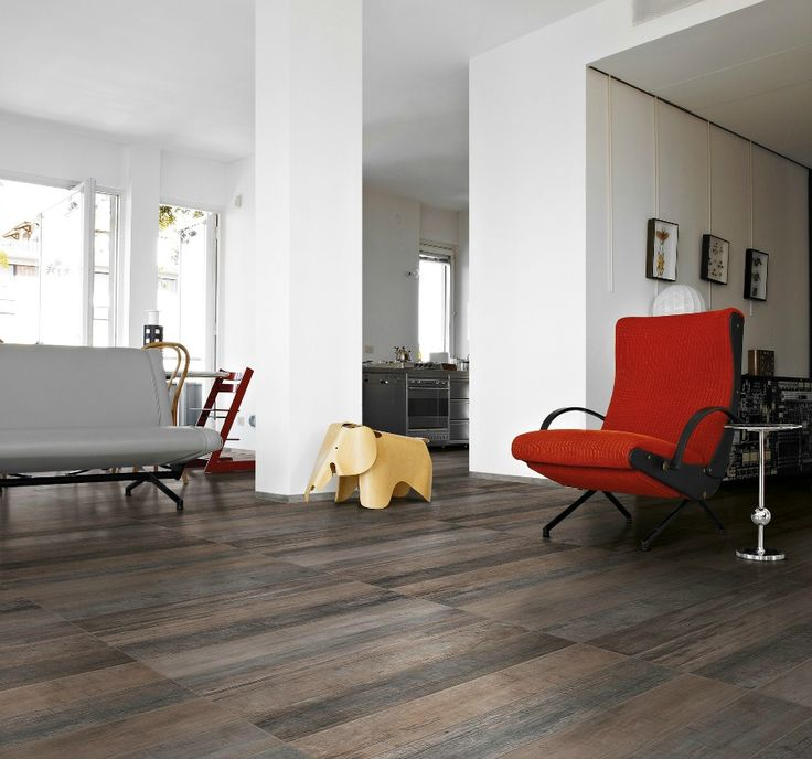 Taiga Var wood effect tile available in TileStyle  Image courtesy of Florim