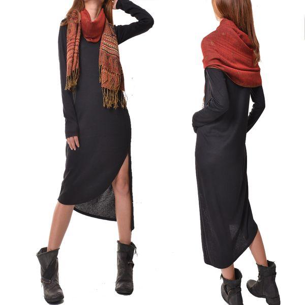 Long long dress(Q3116) from idea2lifestyle by DaWanda.com