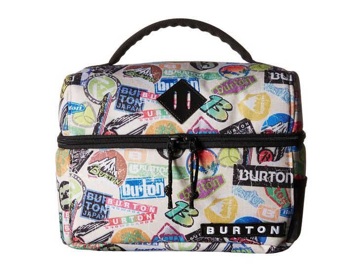 BURTON Lunch Caddy. #burton #bags #hand bags #polyester #lining #