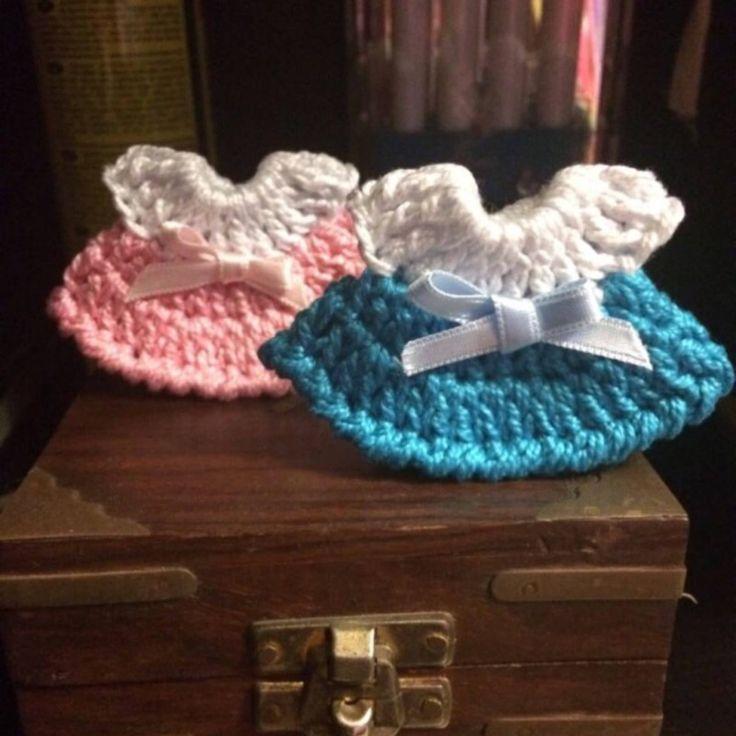 Miniaturas de crochet hechas a mano de hilo de VivoTejiendo en Etsy https://www.etsy.com/es/listing/536180892/miniaturas-de-crochet-hechas-a-mano-de