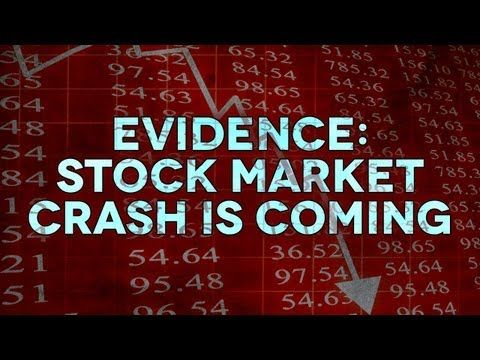 Evidence: Stock Market Crash is Coming - Obama has been sending signals to Wall St .YouTube