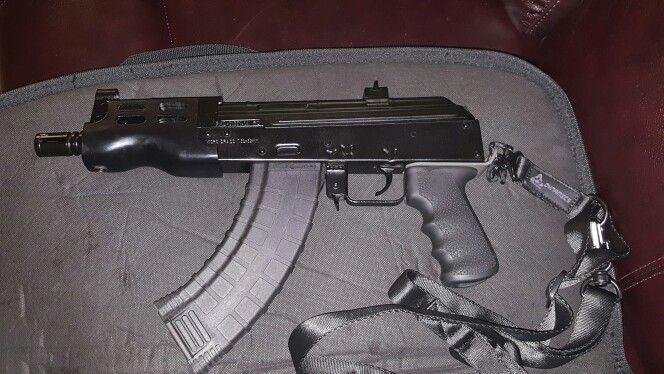 My Micro Draco Ak47