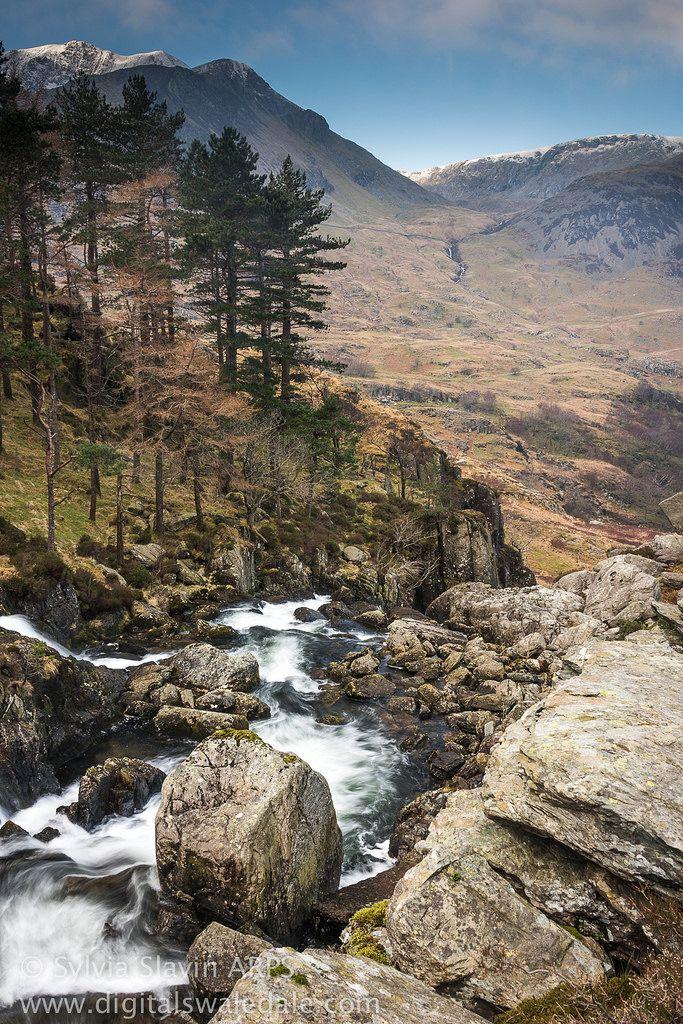 Llyn Ogwen, Snowdonia, Wales by Sylvia Slavin