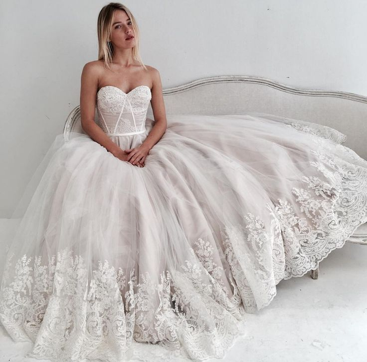 Available to order Australian Designer gown.