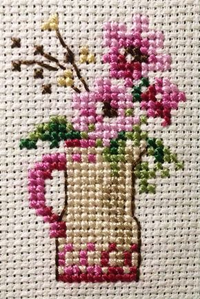 Point croix // Cross stitch