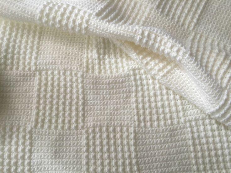 C comme... Couverture - Claire crochète!   tricot ...