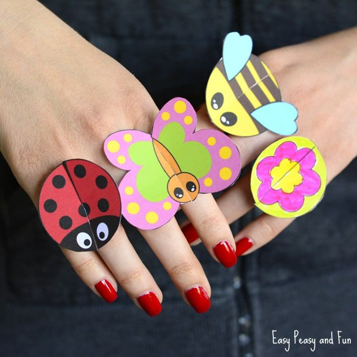 Time to get just a little bit fancy with our set of printable bug paper rings for kids. We are back with another set of printable ring templates, this time with a nice set fitting for spring (and summer). *this post contains affiliate links* Bees, Butterflies, Ladybugs and Flowers Since you loved our printable bunny, …