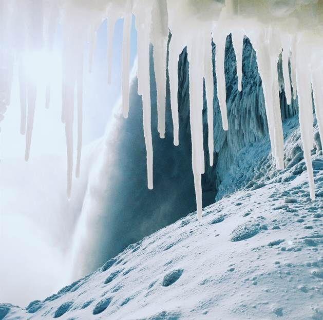 Journey Behind the Falls – Niagara Falls, Ontario