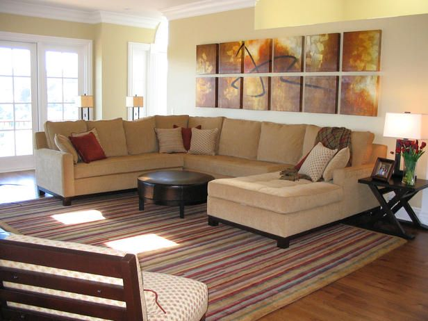 Eclectic Living-rooms from Kim Smart on HGTV