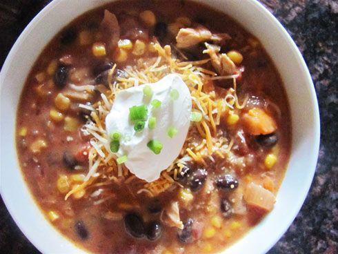 Chicken Enchilada Soup Recipe - By Chef Marcus Samuelsson