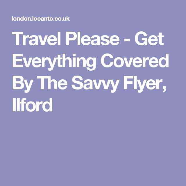 Thesavvyflyer makes sure you can travel just the way you please without making any compromises on your choice of travel.