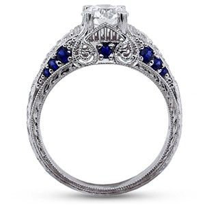Custom Designed Rhiannon Remake - a remarkable remake of one of our  popular antique rings | brilliantearth.com