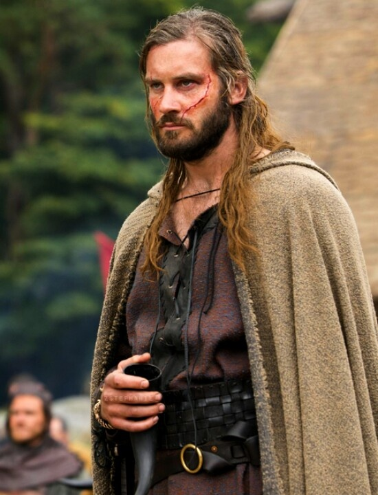 Clive Standen (as Rollo) in History Channel's Vikings