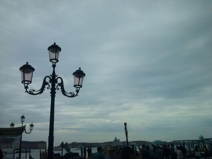 Vanice street-lamp