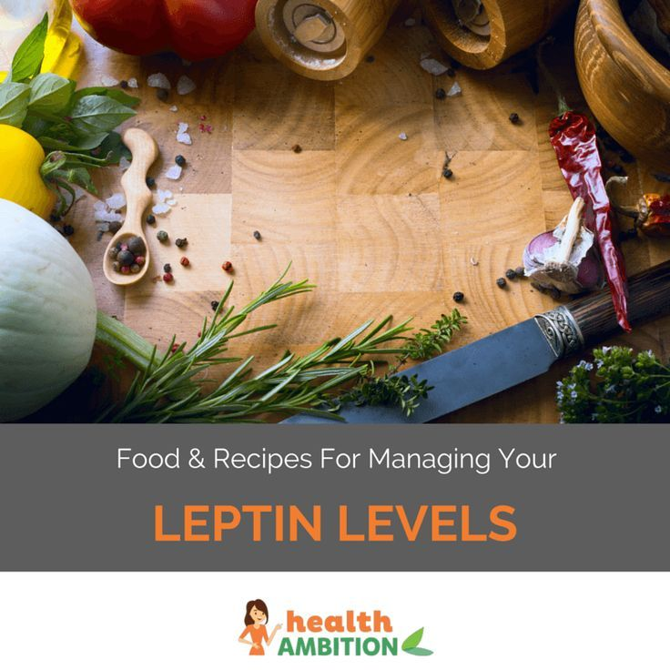 Leptin Foods & Recipes