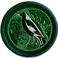 PATROL EMBLEM - MAGPIE http://www.ashop.net.au/p/355135/PATROL-EMBLEM---MAGPIE.html