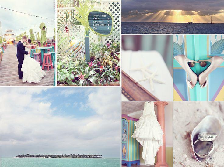 {key west} beach destination wedding with pastelsWedding Inspiration, Fantastic Moodboard, Beach Destination Weddings, Bunettsboards Com, Inspiration Boards, Key West Wedding, Beach Weddings, Image Boards, Keys West Inspiration
