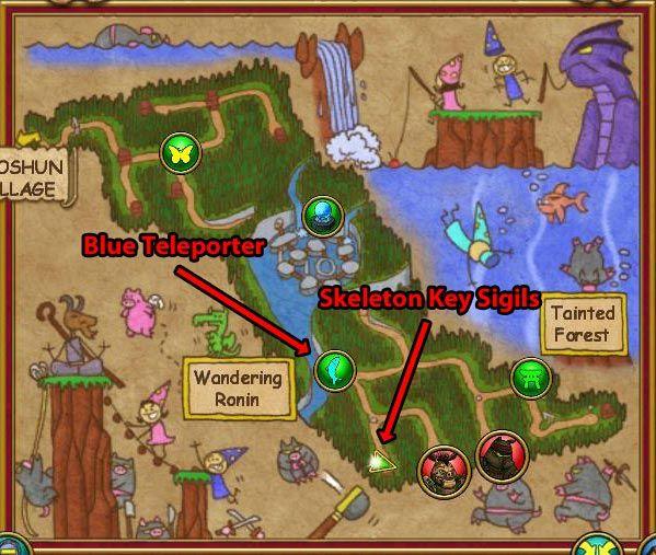 Wizard101 Avalon Map – BEST HOME WALLPAPER