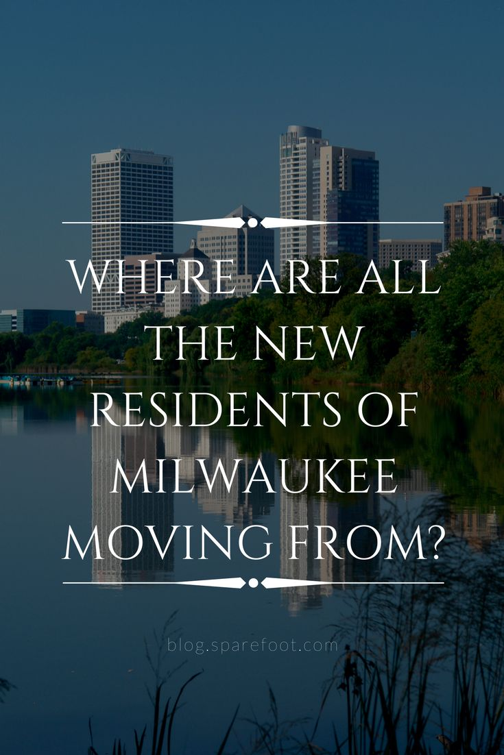 If you associate Milwaukee with beer, you certainly aren't alone, but what about golf? Or motorcycles? It's true: Milwaukee-area golf courses have hosted PGA and LPGA events, and Harley-Davidson has its headquarters—and a museum—in the city. Perhaps that's what's attracting new residents to the area. Although the metro area and the city proper have seen slight population declines recently, nearly 40,000 people moved to the area between 2011 and 2015.