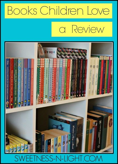 Books Children Love - a review at The Curriculum Choice