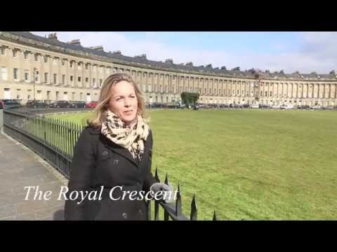 Immerse yourself in Bath - YouTube