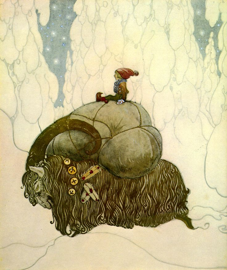 John Buaer.  Picturing Winter, a Solstice Celebration | Tor.com
