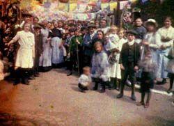 1919 Canal Row ,Retford -peace celebrations
