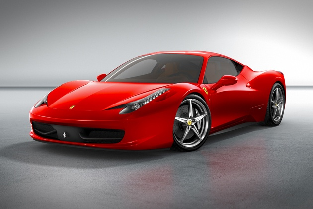 458 Ferrari - This is for fun.