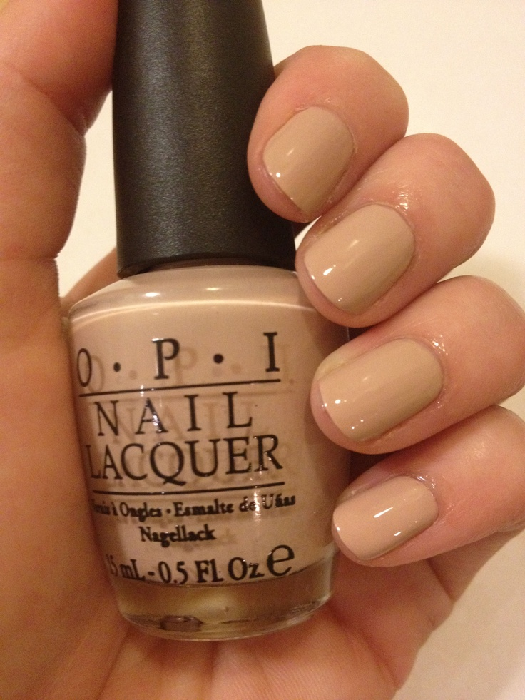 Germany Collection by OPI - Don't Pretzel My Buttons - purchased