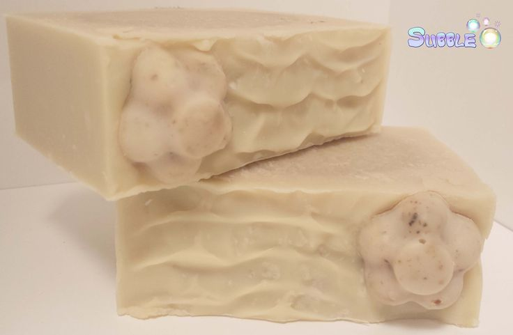 Giant Baby Goat Milk Soap