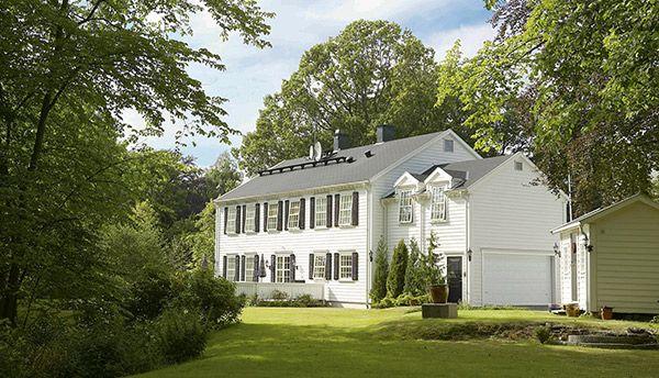 Ren inspiration från New England #arkitektritat #willanordic #newengland #uniqueliving #premium