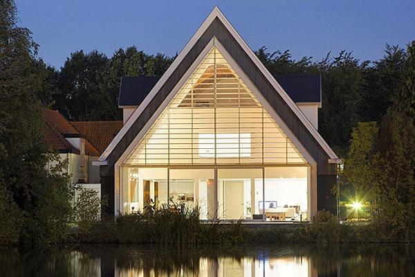 Church Conversion // Ruud Visser Architects