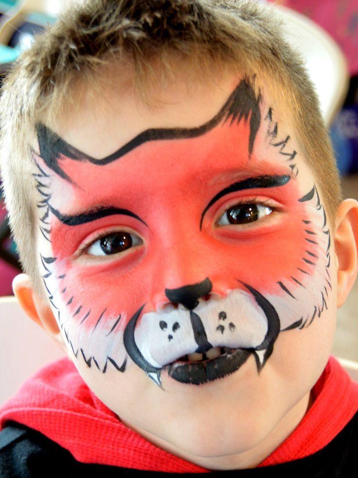 Kinderschminken Motive F 252 R Jungen 50 Inspirierende Ideen