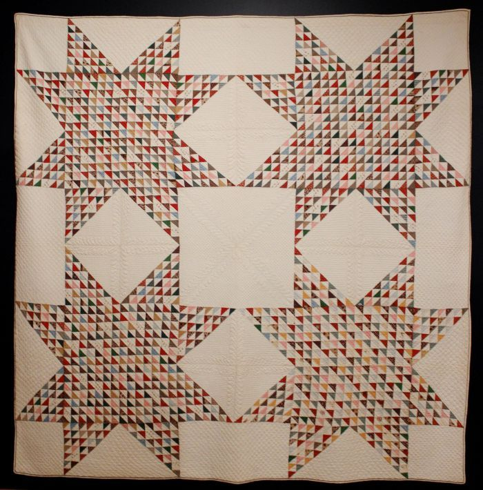 All Star Quilts at Shelburne Museum
