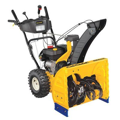 [$999 save 17%] [Lowe's]Cub Cadet Two-Stage Gas Snow Blower $849 ( instore $721 YMMV) http://www.lavahotdeals.com/ca/cheap/lowescub-cadet-stage-gas-snow-blower-849-instore/164061?utm_source=pinterest&utm_medium=rss&utm_campaign=at_lavahotdeals