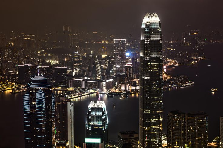 Photograph HK cityview II by Thorsten Henning on 500px