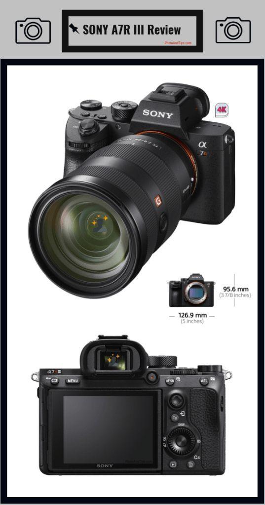 Sony A7r Iii Review Sonydslrcameras Camera Accessories Sony A7r Iii Sony Camera Sony Alfa 7